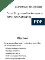 Java Concept Os