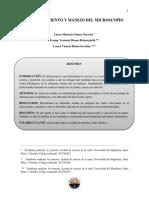 Laboratorio Nº3 - RECONOCIMIENTO Y MANEJO DEL MICROSCOPIO.docx