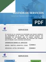 Gestion de Servicios Parte i