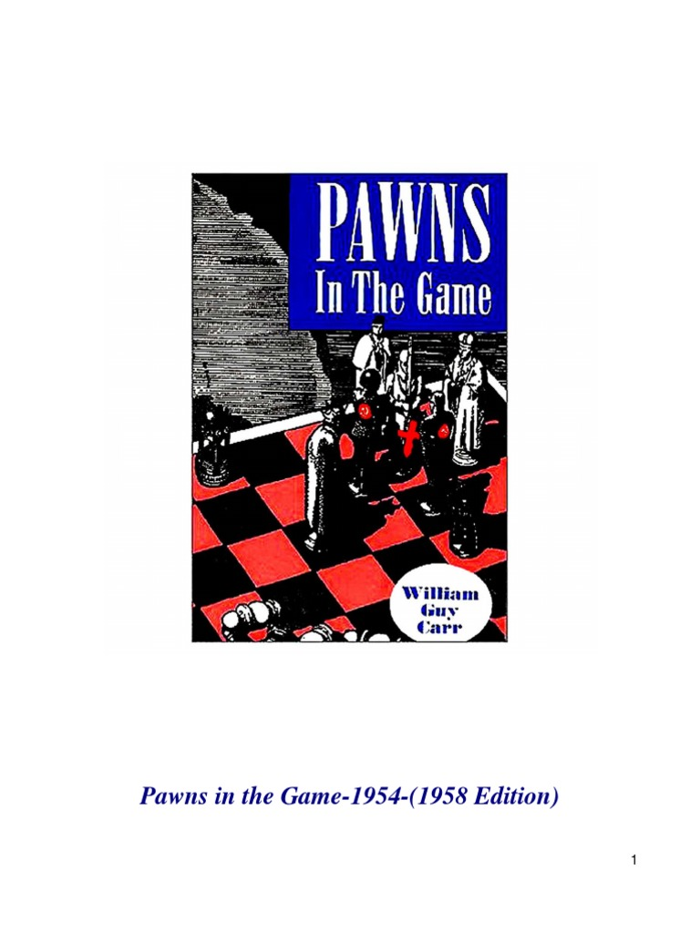 Pawns in the game by william guy carr illuminati pantheism malvernweather Choice Image