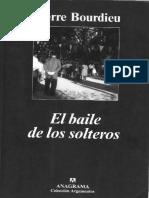 El baile de los solteros Pierre Bourdieu.pdf
