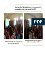 6.1.5.3 Bukti Sosialisasi Kegiatan Perbaikan Kinerja Pada Pelaksana Lintas Program, Lintas Sektor.
