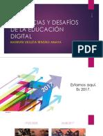 Tendencias y Desafíos de la Educación Superior en la era digital
