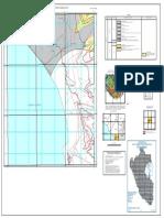 Mapa Geologico Del Cuadrangulo Tacna - Hoja 37-V-III