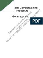 Generator Commissioning Procedure .pdf