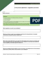 Worksheet 2 – Determine the process adjustment / coagulation processes
