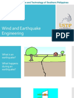 Basic Principles of Earthquake Resistant Structures