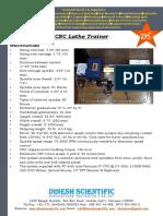 CNC Lathe Trainer