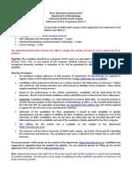 PhD Advertisement