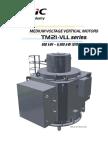 TMEIC TM21 VLL Medium Voltage Vertical Motors Hi-res 1316637884