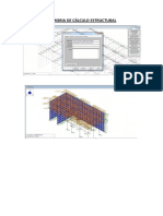 Informe Calculo Estructural Final con el software risa 3d