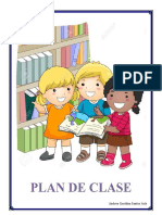 Plan Clase de Lenguaje