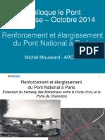 9 Presentation Michel Moussard