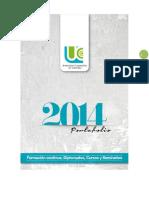 Portafolio Programas de Extensión-final Dra Maria Consuelo