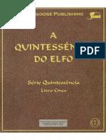D&D 3E - Quintessência Do Elfo - Biblioteca Élfica