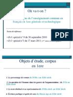 L JBicrel Presentationdelanne20172018aux1eresES2