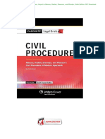 Casenote-Legal-Briefs--Civil-Procedure,-Keyed-to-Marcus,-Redish,-Sherman,-and-Pfander,-Sixth-Edition-PDF-Download.docx