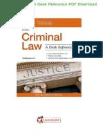 Criminal-Law--A-Desk-Reference-PDF-Download.docx
