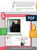 Como Interactuo en Hangout-youtube