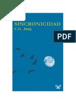Jung Carl Gustav - Sincronicidad.doc