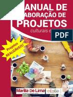Gestão de Projetos Culturais e Sociais - Marilia de Lima - eBook