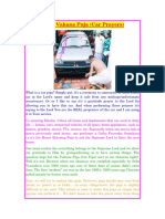 Car Prayers Vahan Puja