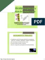 Cap 3.- Biología-Biomoléculas Inorgánicas
