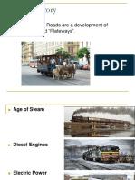 1- History Rail Gauges