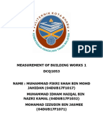 MEASUREMENT OF BUILDING WORKS 1.docx