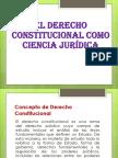 Derecho Constitucional General 1