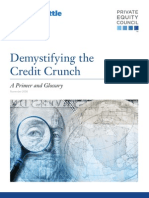 Arthur D. Little - Demystifying the Credit Crunch
