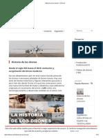 Historia de Los Drones - El Drone