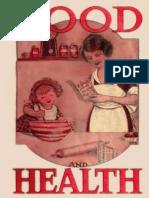 Food and Health by Lydia E. Pinkham Medicine Company