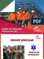 Curso de Rescate Vehicular 2017