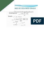 ECUACIONES+DE+SEGUNDO+GRADO