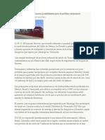 Huracán Harvey Abrió Nuevas Posibilidades Para El Petróleo Venezolano