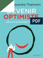 Devenir optimiste grace a la psychologie narrative - ThalmannYves-Alexandre.epub