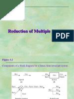 Block Diagram Reduction Technique