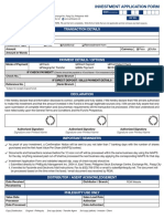 Pemi Additional Form