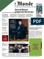 Le Monde + 2 supplémen_ du dimanche 3 et lundi 4 septembre 2017