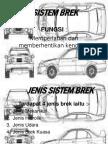 Sistem Brek Complete