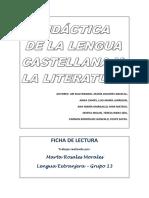 Didáctica Española