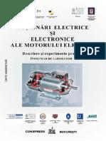 Manual Actionari Electrice