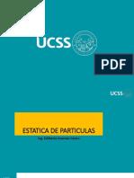 Estatica de Las Particulas