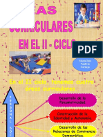 l 6 Areas Curriculares