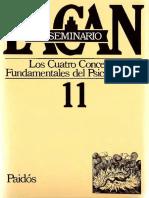 Jaques Lacan - Cuatro Conceptos Fundamentales Psicoanalisis2