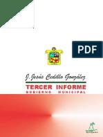 Tercer Informe 2009-2012