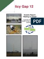 Soweto Report