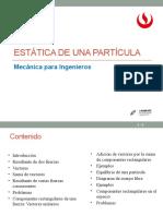 Estatica de Una Particula(1) (1)