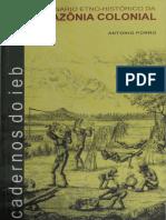 Dicionário Etno-Histórico Da Amazônia Colonial